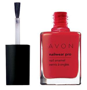Avon Nailwear Pro Enamel in Sunshine