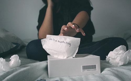Hide Your Tears