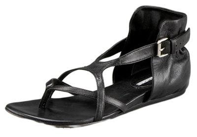 Lavender Label Vera Wang Nita Flat Thong Sandal
