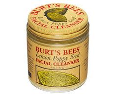 Burt's Bees Lemon Poppy Seed Facial Cleanser