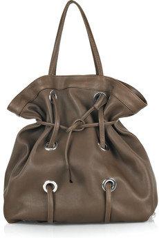 1. Marni Leather Pouch Shoulder Bag