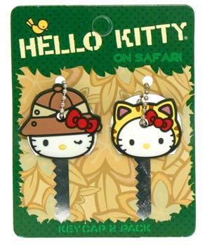 Hello Kitty on Safari Key Caps