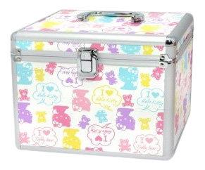 Hello Kitty Vanity Case with Bear