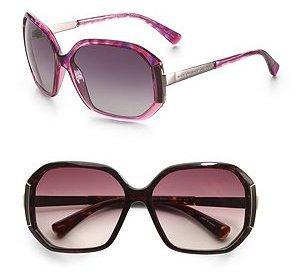 Marc Jacobs - Plastic Octagon Sunglasses