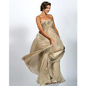 Jovani Special Occasion Long Dress Chiffon Skirt
