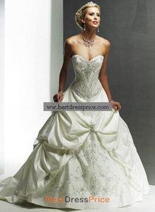 Maggie Sottero Wedding Dress Monalisa Royale