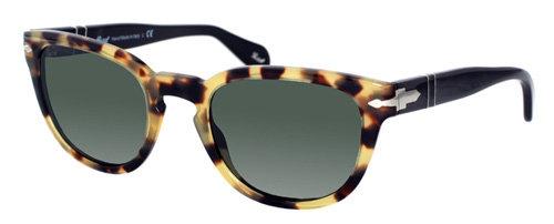 Persol Retro Frame Sunglasses
