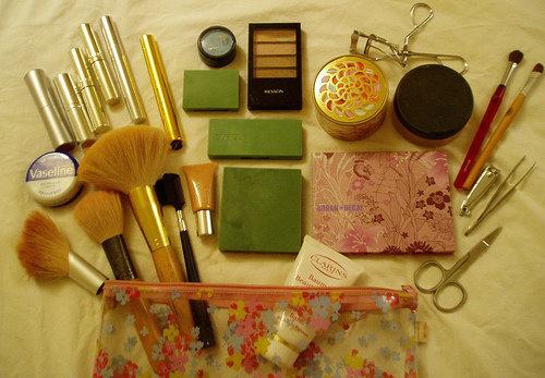 You Share Makeup Tips