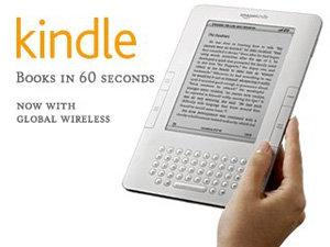 Amazon Kindle Electronic Reader