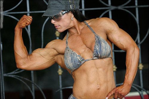 Speaking of Muscles Bodybuilding