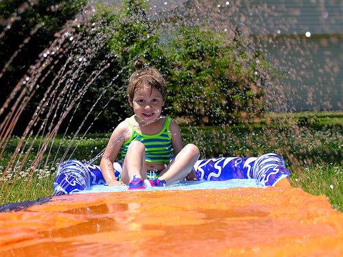 Make a DIY Waterpark