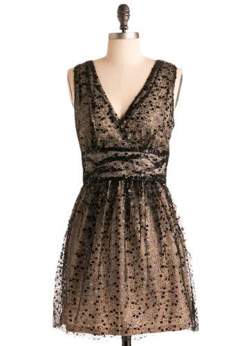 Glisten up Dress