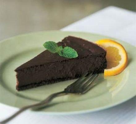 Grand Marnier Cheesecake