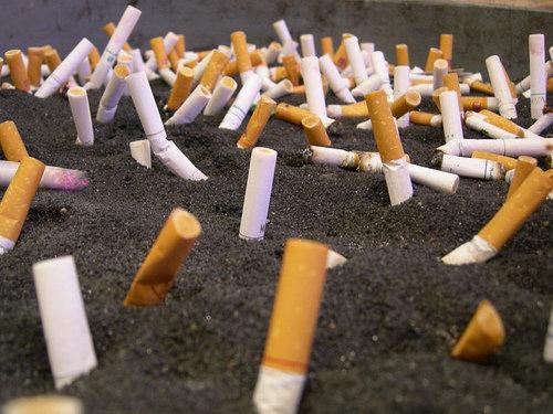 Cigarettes!