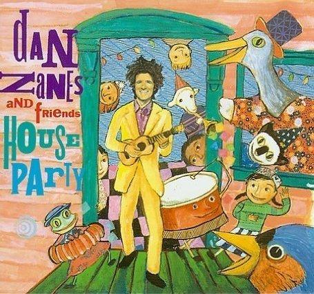 "Dan Zanes – ""House Party"""