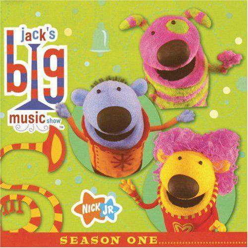 "Various Artists – ""Jack's Big Music Show, Season 1"""