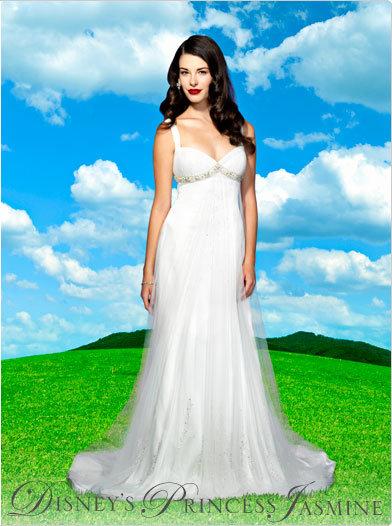 Princess Jasmine, Style J2909 - 7 Prettiest Disney Princess…