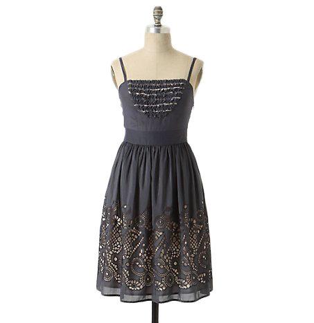 Eyelet Islands Dress