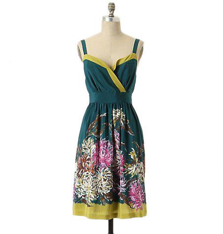 Impressionist's Dream Dress