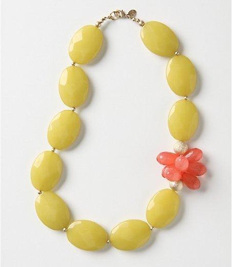 Strawberry Lemonade Necklace