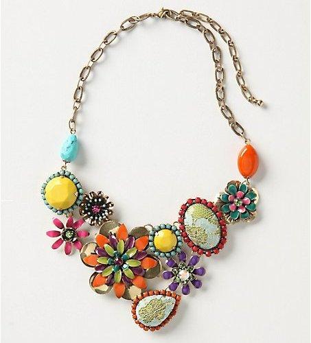 Vernal Festoon Necklace