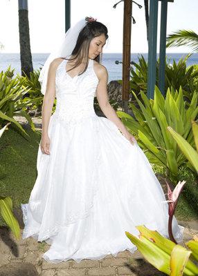 Caneel Bay Wedding Dress