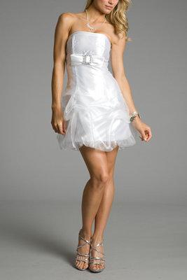 Hannah White Dresses