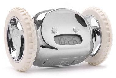 "Nanda Home ""Clocky"" Alarm Clock"