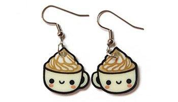 Happy Cup Earrings