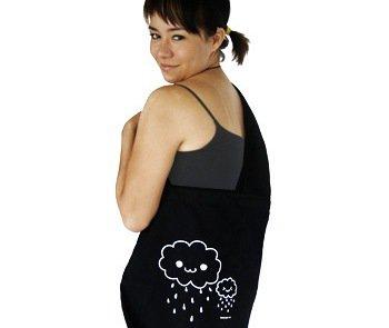 Kawaii Clouds Shoulder Bag