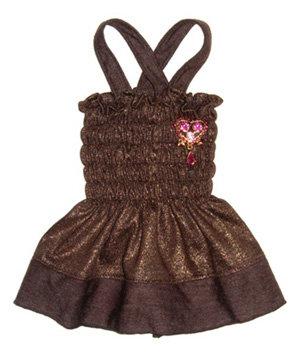 Gold Duster Dress