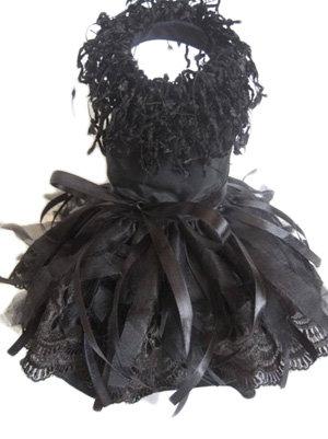 Shaggy Sheik Dress