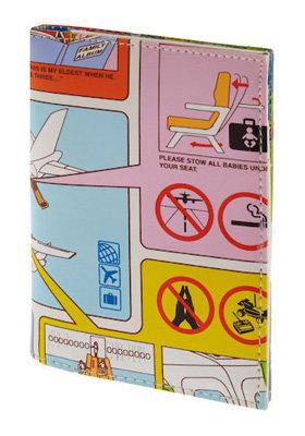 Safety Misinformation Passport Wallet