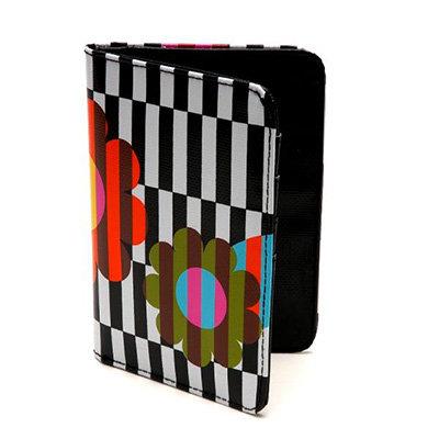 Tepper Jackson Pop Blossom Passport Cover/Wallet