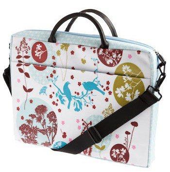 All a-Twitter Laptop Bag