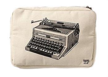 Luddite Collection Laptop Case