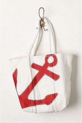 Anchored Bag