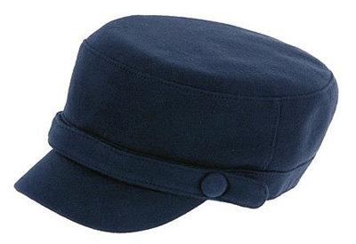 In the Navy Fisherman's Hat