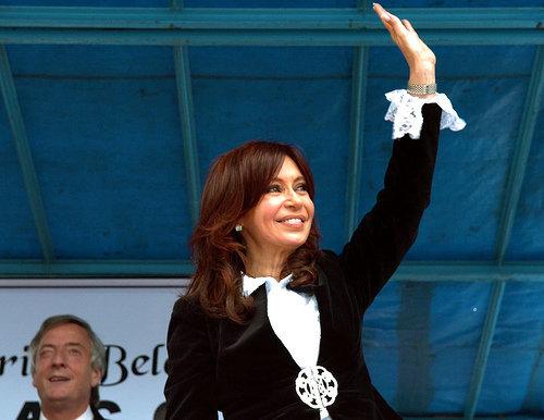 Cristina Fernandez De Kirchner (Argentina)