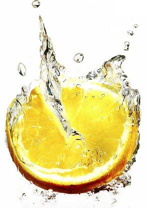 Lemon Hair Shine