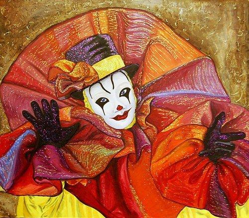 A Clown House?
