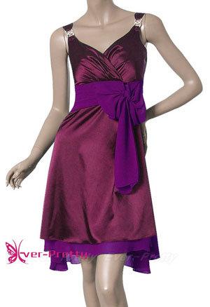 Ever-Pretty Fab Sash Cocktail Dress