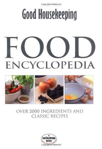 Good Housekeeping Food Encyclopaedia