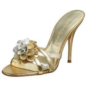 Casadei Women's 8411 High Heel Mule Sandal