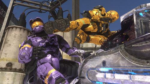 Halo 3 on Xbox Live