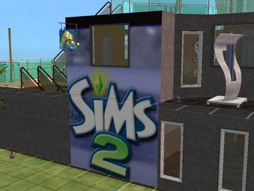 Sims 2 on Gamecube