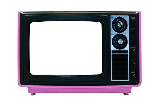 Pink TV?
