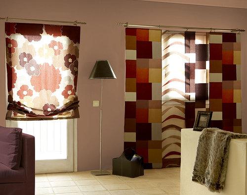 Use Bold Curtains