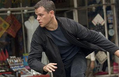 "Jason Bourne in the ""Bourne"" Films"