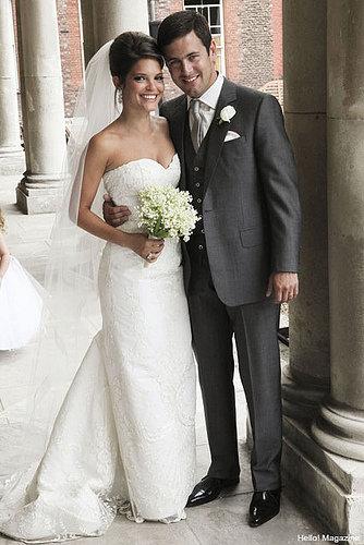 Joe Cole and Carly Zucker